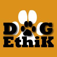 Logo Dog Ethik du nouveau site internet créé par webbycom