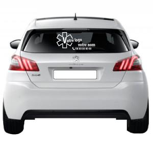 webbycom propose des kits adhésifs pour les professionnels de l'automobile : garage, concession, club, association, …