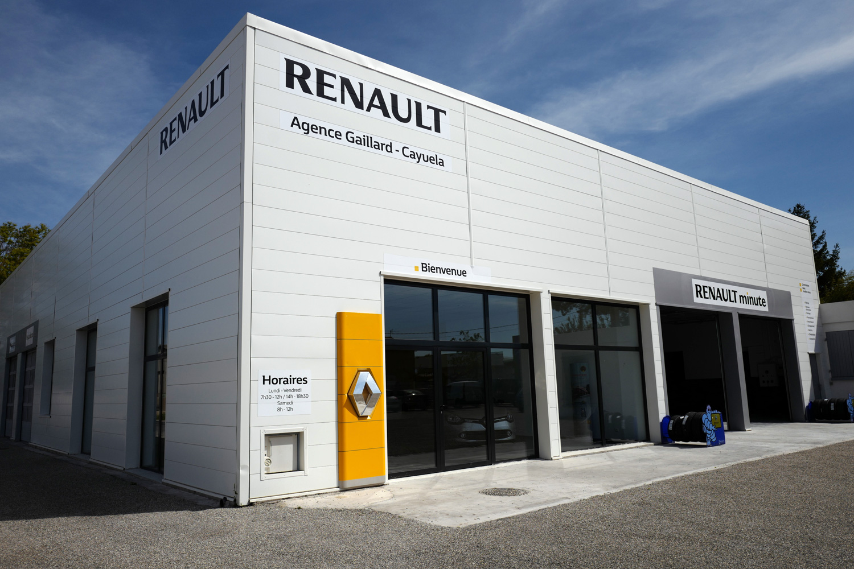 Signal tique renault webbycom - Garage de l abbaye renault ...